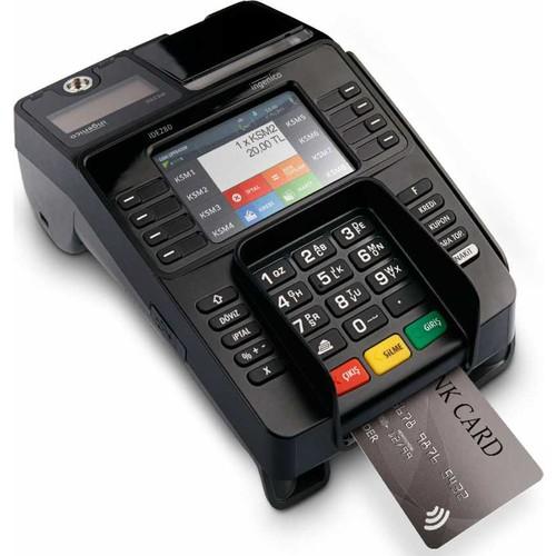 İngenico iDE280 Yeni Nesil Yazarkasa Pos tüm Bankalar ile uyumlu