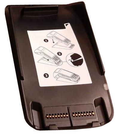 ingenico move5000f yazar kasa pos şarj cihazı